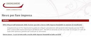 Newsletter Per Fare Impresa